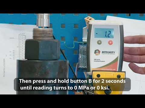 Embedded thumbnail for Demonstration of the Electronic Probe for the RT-Bolt