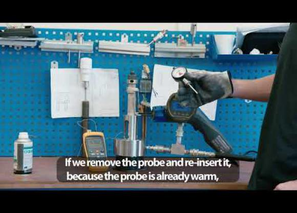 Embedded thumbnail for Demonstration of RT-Bolts Accuracy at Extreme Temperatures