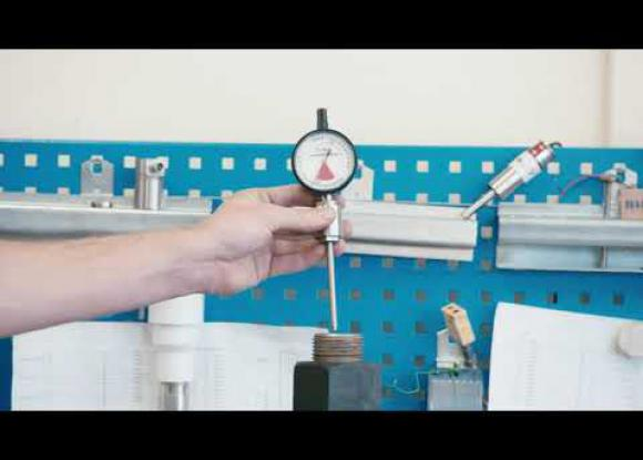 Embedded thumbnail for Demonstration of the Manual Probe for the RT-Bolt
